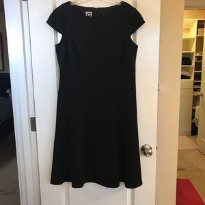 Anne Klein Black Dress